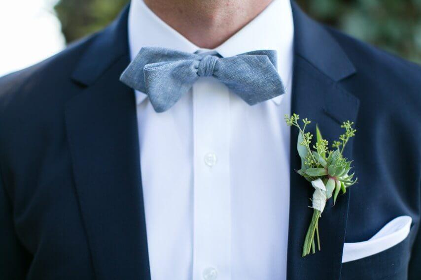 Tiệc cưới 2019 - Hoa cài áo